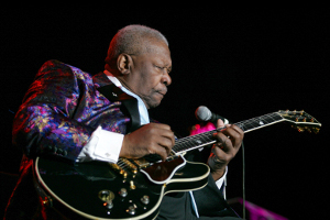 BB King by Steele Images