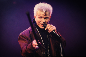 Billy Idol by Steele Images