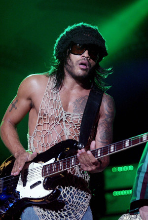 Lenny Kravitz by Steele Images